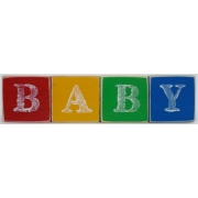 .Wooden BlocksPrimary ColoursBABY (SMALL)