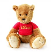 Personalised Christmas Teddy