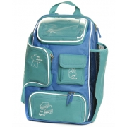 Kinder School BagJade & Blue