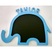 Chalkboard - PersonalisedELEPHANT DESIGNchoose from over 20 coloursAvailable in 2 sizes