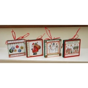 Christmas Blocks - personalised