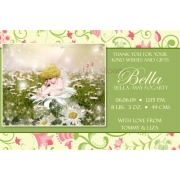 .Christening Invitation featuring a 'Fantasy Photo'Over 40 themes to choose fromInvitation coordinated to your photo