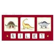 Canvas Name - DinosaursAvail. in 20 different colours