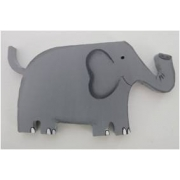 Artwork Hanger Set - ElephantDisplay your child's pictures