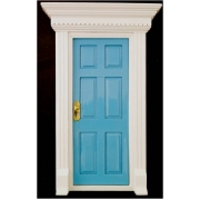 Fairy Doorchoose from over 30 coloursMagical baby fairy doors to capture your child's imaginationshown here in sky blue