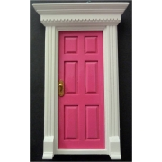 Fairy Doorchoose from over 30 coloursMagical baby fairy doors to capture your child's imaginationshown here in dark pink