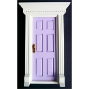 Fairy Doorchoose from over 30 coloursMagical baby fairy doors to capture your child's imaginationshown here in mauve