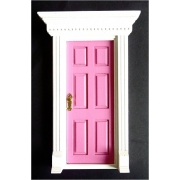 Fairy Doorchoose from over 30 coloursMagical baby fairy doors to capture your child's imaginationshown here in lolly pink