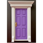 Fairy Doorchoose from over 30 coloursMagical baby fairy doors to capture your child's imaginationshown here in purple