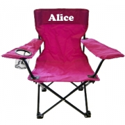 Camp Chair - Pink