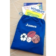 Library Bag Personalised - Sports