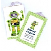 My Robot - Luggage Tag