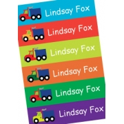 Personalised School LabelsKeep Truckin - Labels Vinyl108 labelsfree shipping