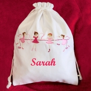 Ballerina Bag Personalised