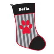 Pet Dog/Cat Christmas Stocking (Personalised)