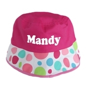 Hat -  Bucket Hat Personalised - Gelati Allsorts
