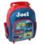 Trolley Bag Personalised Preschool - Transport