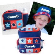.Personalised School Pack - Star Checks