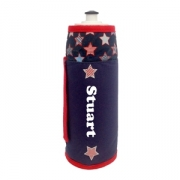 Water Bottle Personalised - Star Burst