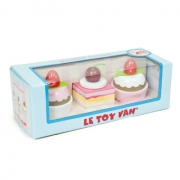 Petit Fours Set by Let Toy Vanarriving early 2012back-order now
