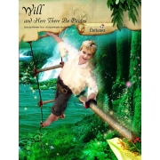 Personalised Book using your child's name & photo'Here There Be Pirates'