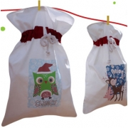 Santa Sack - PersonalisedAvailable in 15 designs