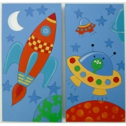 Artwork Space(Set of 2)