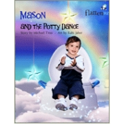 Personalised Book using your child's name & photo'Potty Dance'