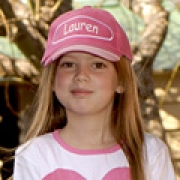 Hat -  Baseball Cap Personalised - Pink
