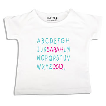Personalised Clothing For Kids